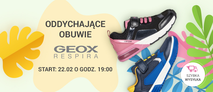 zapowiedź Geox 02.2020